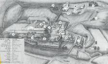 Overzicht van museaum-complex